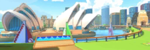 Sydney Sprint 2 from Mario Kart Tour