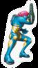 A Sticker of Samus.