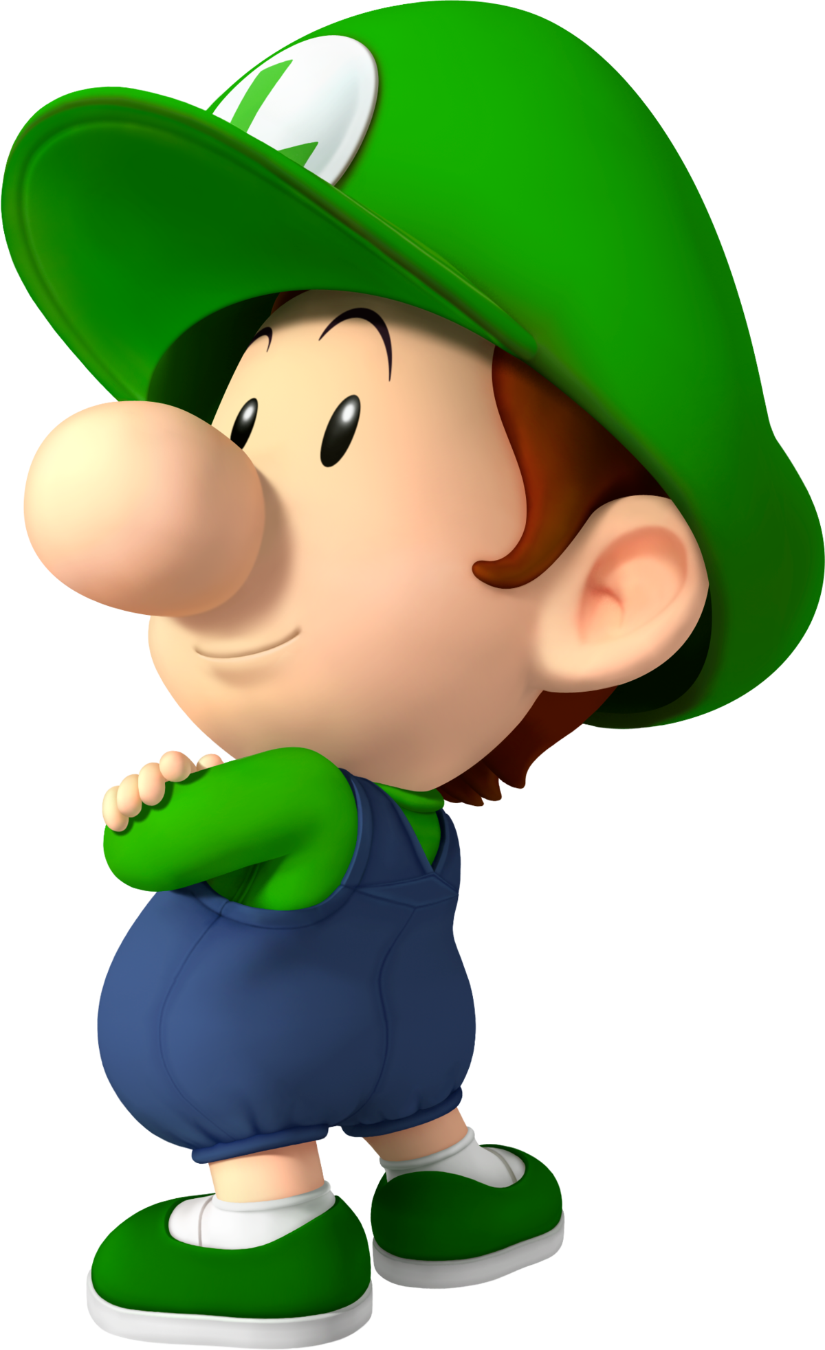 Baby Luigi Super Mario Wiki The Mario Encyclopedia