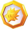 A Comet Medal