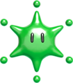 Green Big Paint Star.png