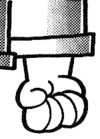 A Genkotsu from the KC Deluxe Mario manga.