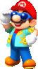 Mario (Sunshine) from Mario Kart Tour