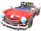 Red Taxi from Mario Kart Tour