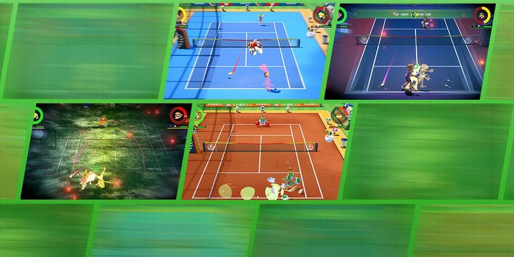 Picture shown with the second question of Mario Tennis Aces Characters Personality Quiz