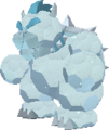 Bowsersnowstatue.png
