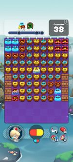 Stage 752 from Dr. Mario World