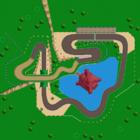 Mario Circuit map