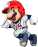 Mario (Baseball) from Mario Kart Tour