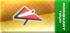 A super glider Level-boost ticket from Mario Kart Tour