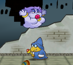Body Slam from Paper Mario: The Thousand-Year Door