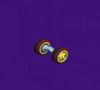 The Star Tires from Mario Party 5s Super Duel Mode.