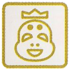 Artwork of the Golden Diva symbol