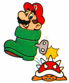 Scanned from the Nintendo Power Super Mario Bros. 3 player's guide.