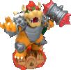 Hammer Slam Bowser figurine