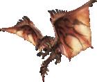 Artwork of Rathalos for Super Smash Bros. Ultimate