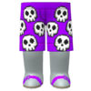 "The ""Shorts of Doom!"" Mii bottom"