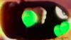 A Bullet Bill in Mario Kart Arcade GP VR.