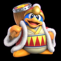 King Dedede from Super Smash Bros. Ultimate