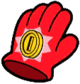 Dueling Glove from Mario Party: The Top 100