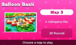 Map 3 from Mario Party: Star Rush