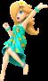 Rosalina (Swimwear) from Mario Kart Tour
