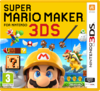 Provisional French cover art for Super Mario Maker for Nintendo 3DS.