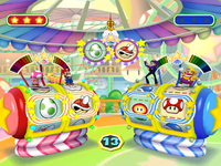 Slot Trot from Mario Party 6