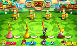Dinger Derby from Mario Party: The Top 100