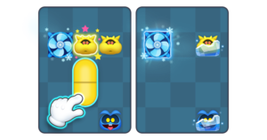 Ice Fan from Dr. Mario World