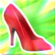 The High Heel Sticker