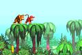 Jungle Hijinxs GBA treetops.png