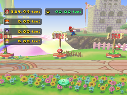Triple Jump from Mario Party 5
