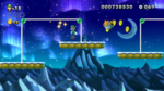 New Super Luigi U level.