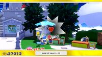 MAX UP Heart +10 from Shangri-Spa in Paper Mario: The Origami King