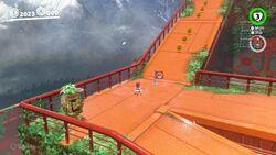Iron Mountain Path, Station 8