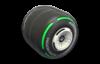 Slick tires from Mario Kart 8