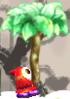 A Tree Heihō in Yoshi's New Island