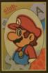 The illustration on the external box of the Club Nintendo Hanafuda black deck.