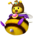 Icon of Honey Queen from Dr. Mario World
