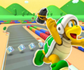 SNES Mario Circuit 3R from Mario Kart Tour