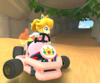Peach Cup Challenge from the Valentine's Tour of Mario Kart Tour