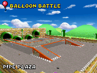 Pipe Plaza