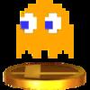 Trophy of Clyde in Super Smash Bros. for Nintendo 3DS.