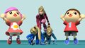 Challenge 120 from the twelfth row of Super Smash Bros. for Wii U