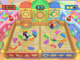 World Piece from Mario Party 7