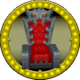 A figure of Bowser's Chair.