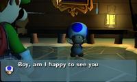Cold Case from Luigi's Mansion: Dark Moon