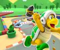 SNES Mario Circuit 2R/T from Mario Kart Tour