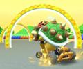 Thumbnail of the Ring Race bonus challenge held on SNES Mario Circuit 2
